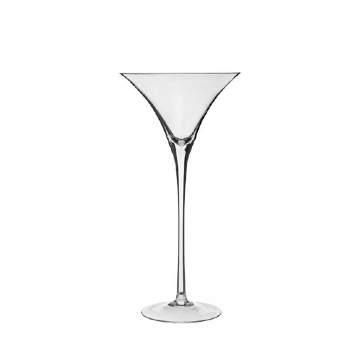 Copa 6121 Martini Extra Altura 50 Cm Copas Gigantes Cristal