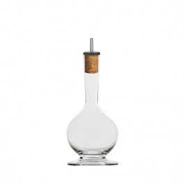 Botella Bitter 495-  con pie sin tapón