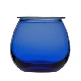 Catador Aceite Cobalto con plato