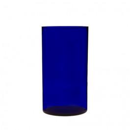 Cilindro 6233 color Cobalto diám. 22 alt. 40 cm