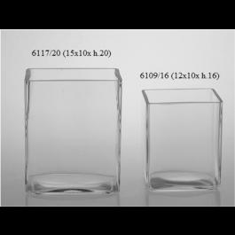 Cuadrado 6109/16 (12 x 10 x H 16 cms)