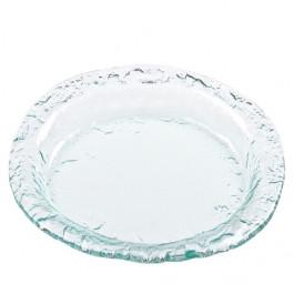 Plato Amt005 Ovalado transparente
