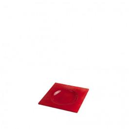 Plato Com Red 11x11 Café