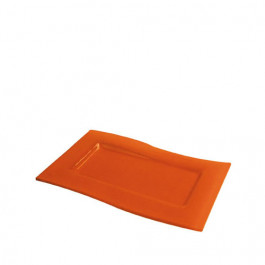 Plato Leve Orange 19x30