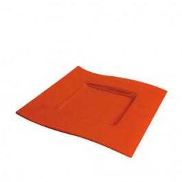 Plato Leve Orange 23x23