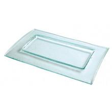Plato Sáhara Glass 19 x 30 cms